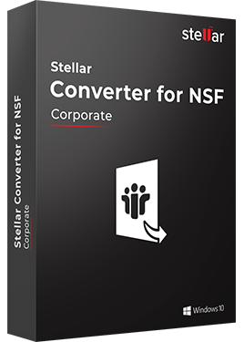 Stellar Converter for NSF Corporate