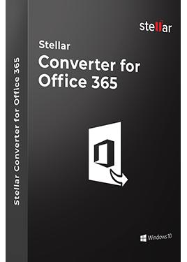 Stellar Converter for Office 365