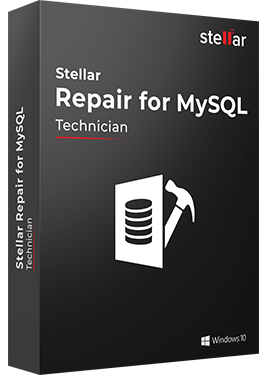 Stellar Repair for MYSQL Technician
