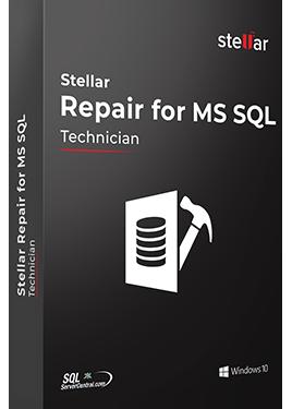Stellar Repair for MS SQL Technician