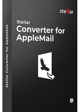 Stellar Converter for AppleMail
