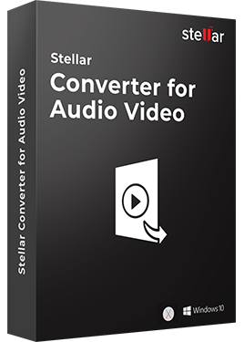Stellar Converter for Audio Video